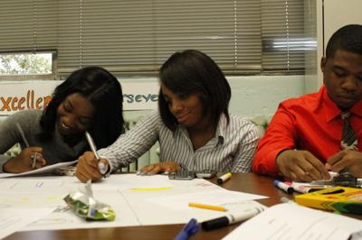 YouthBuild Charter School supports at-risk students