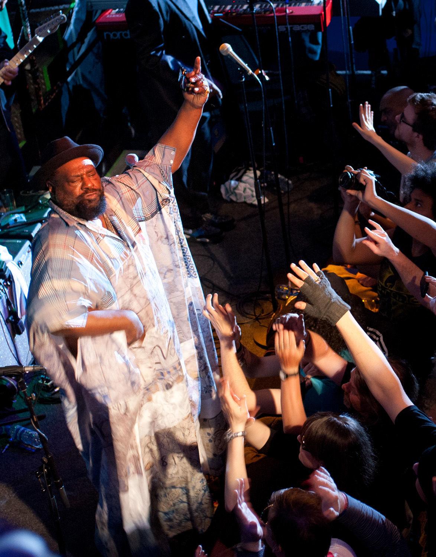 George Clinton - Parliament Funkadelic