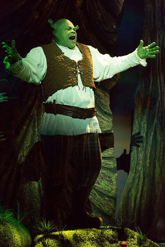 Shrek, Nick Parker