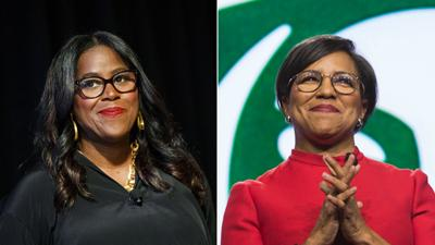The Fortune 500 now has two Black women CEOs.