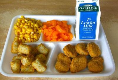 Health school lunches: What parents need to know