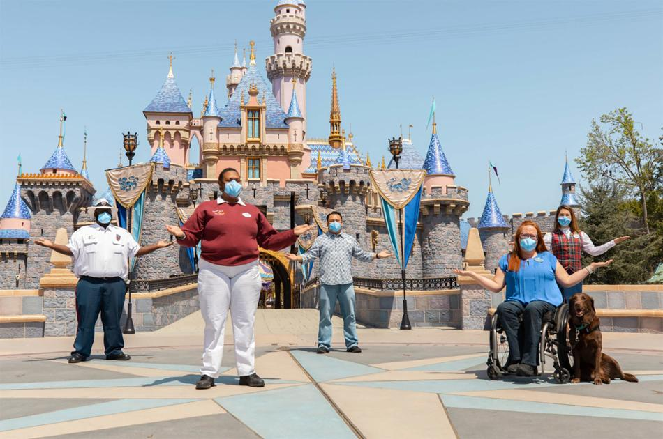 Tattoos, hairstyles and jewelry: Disney park cast members can be (more) themselves