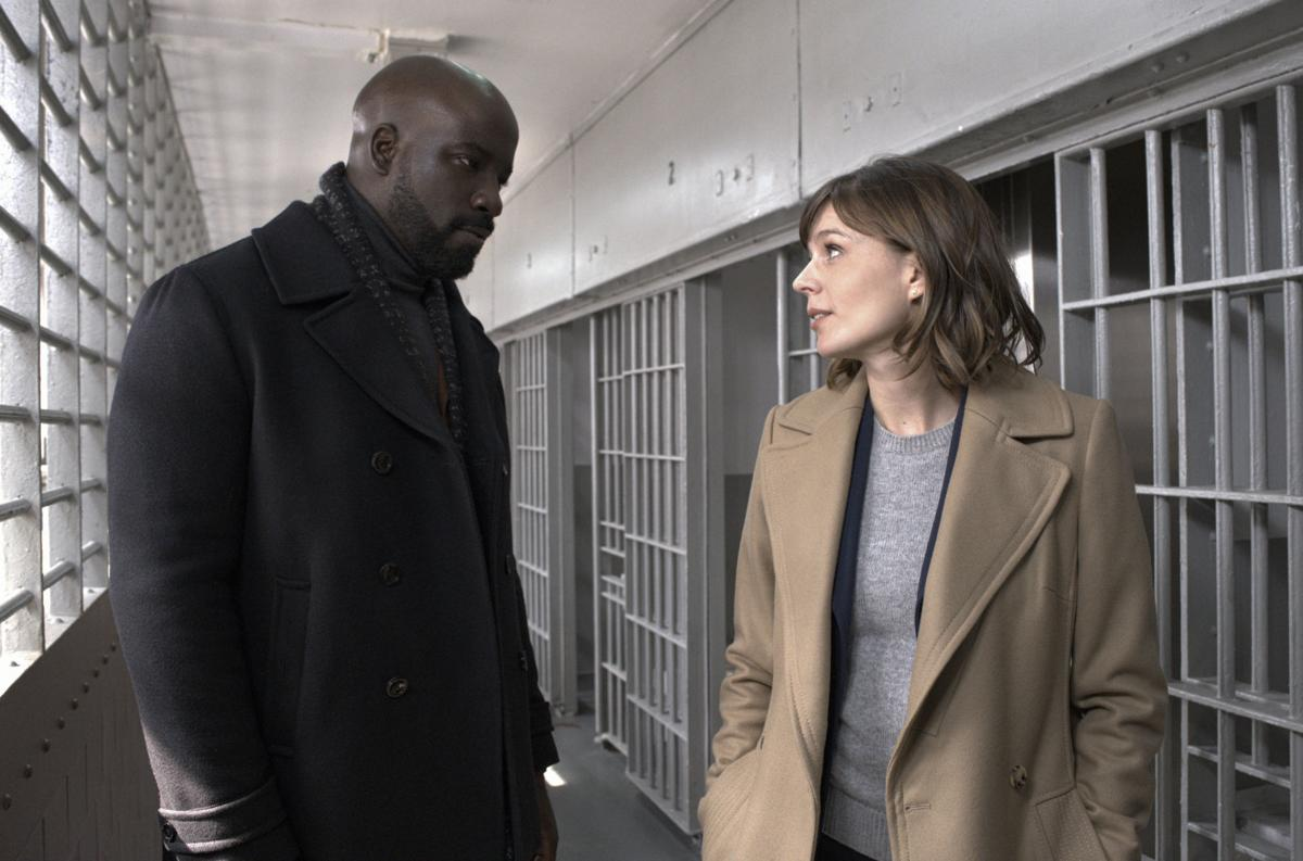 "Fall TV Preview - ""Evil"" Mike Colter and Katja Herbers"