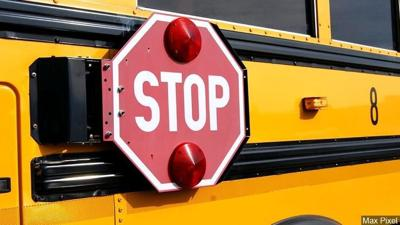 Safety tips for students going to, from school