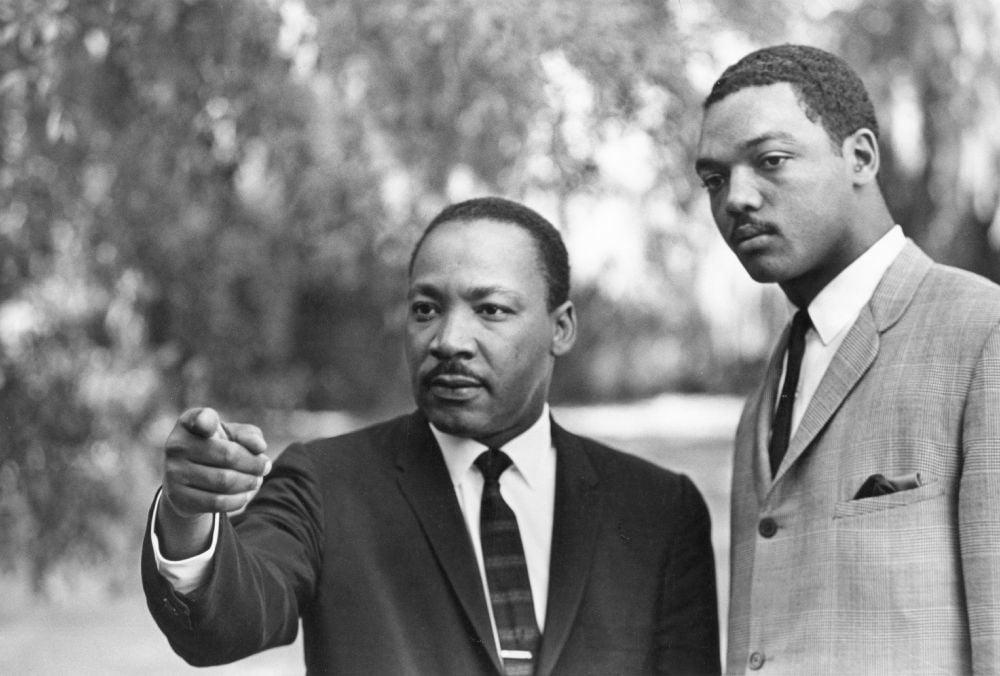 King and Jackson