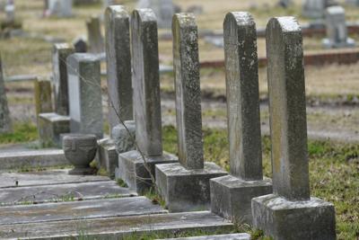 Racial Injustice Segregated-Cemeteries