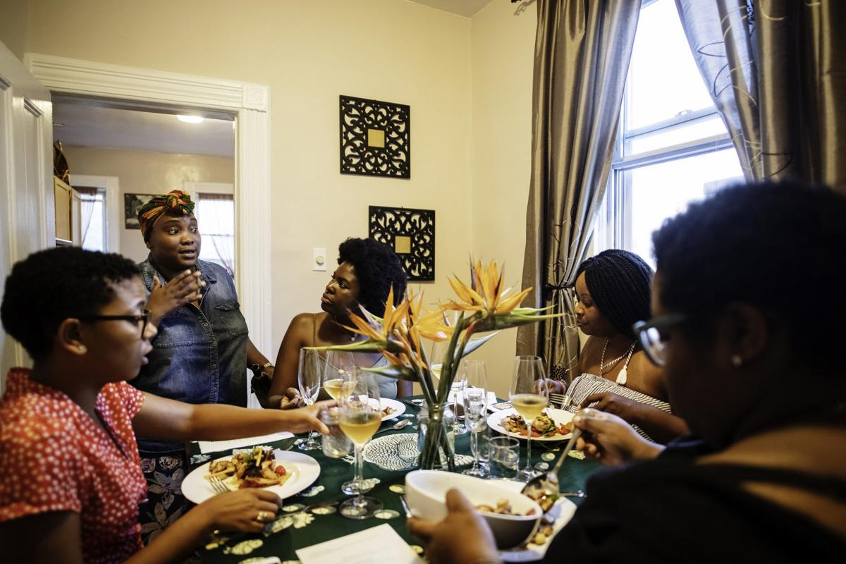 Pop-Up Dinners That Share a Culture, Course by Course