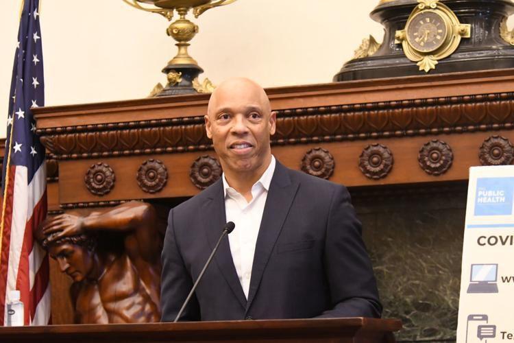 Philadelphia School Superintendent William Hite