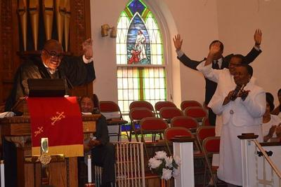 Second Baptist celebrates 145th anniversary