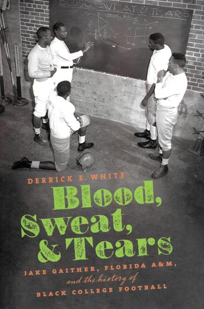 """A new book is coming out on Aug. 15,  """"Blood, Sweat & Tears: Jake Gaither, Florida A&M and the history of Black College Football written by Derrick E. Whitewhich chronicles Gaither's career at FAMU."""