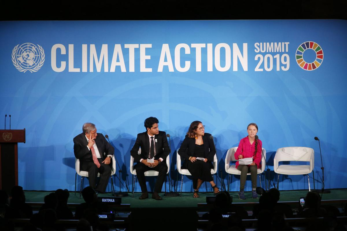 United Nations Climate Action Summit