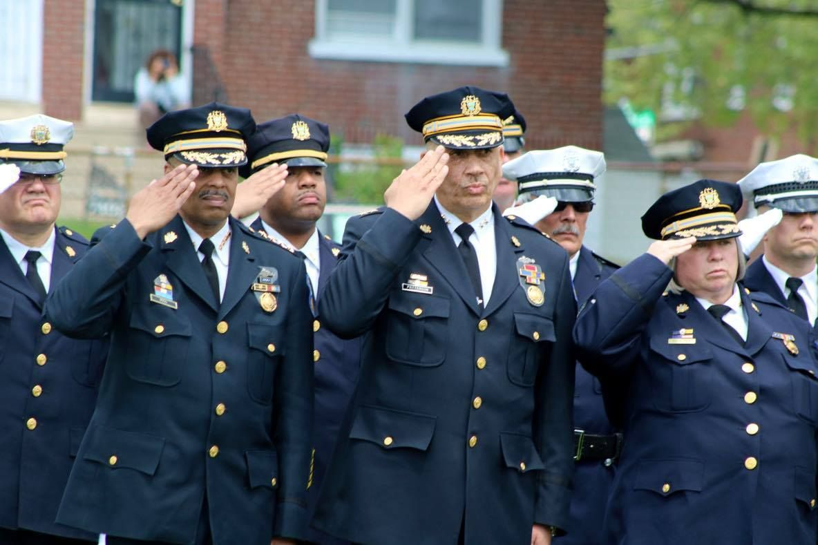 Funeral services held for city's first Black police chief   News   phillytrib.com