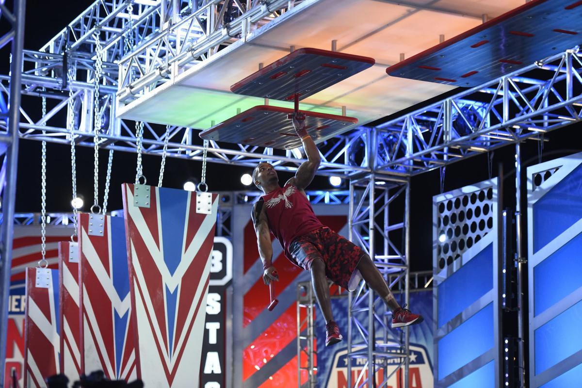 American Ninja Warrior - Najee Richardson