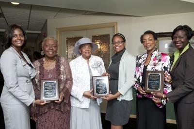 Zion Baptist honors generations of service