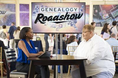 Geneaology Road Show