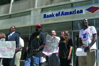 SEPTA union files suit against Bank of America