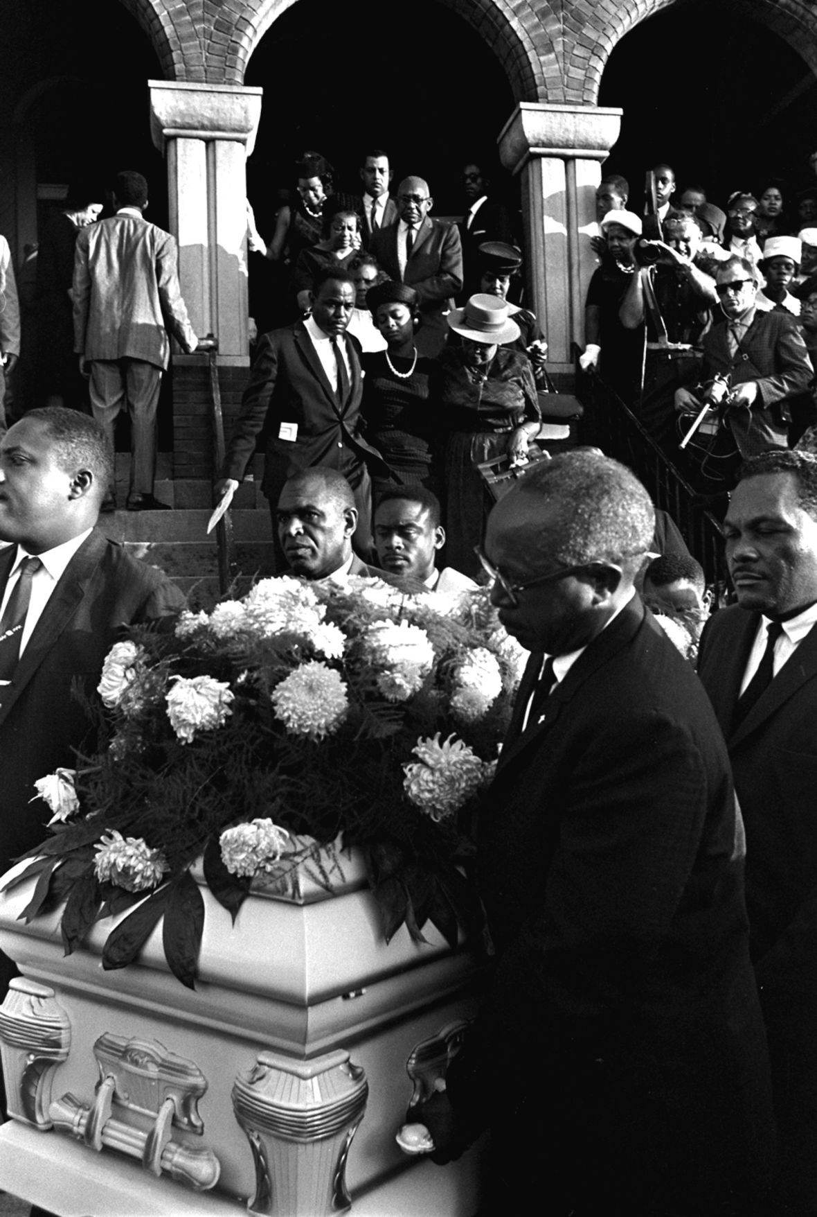 CHURCH BOMBING FUNERAL