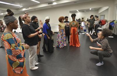 Exchange Dance Performance Prison Reform
