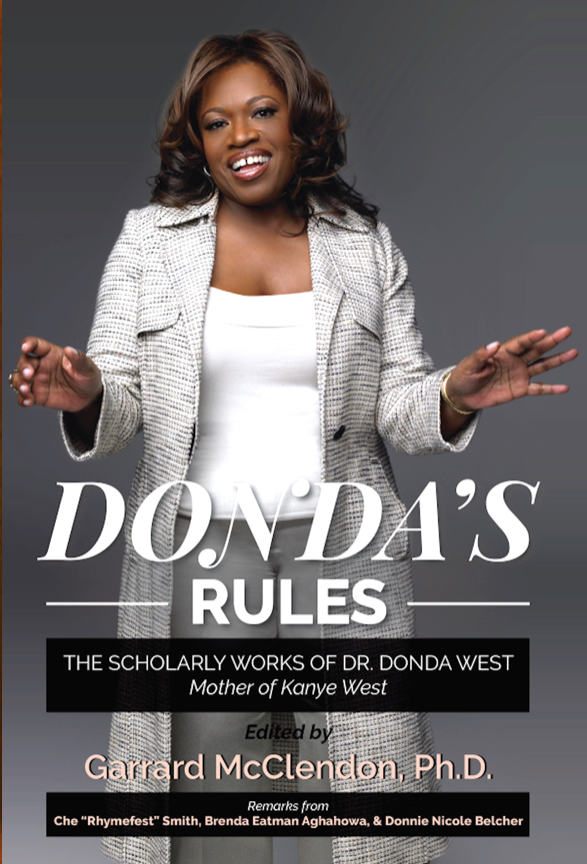 Donda's Rules Cover