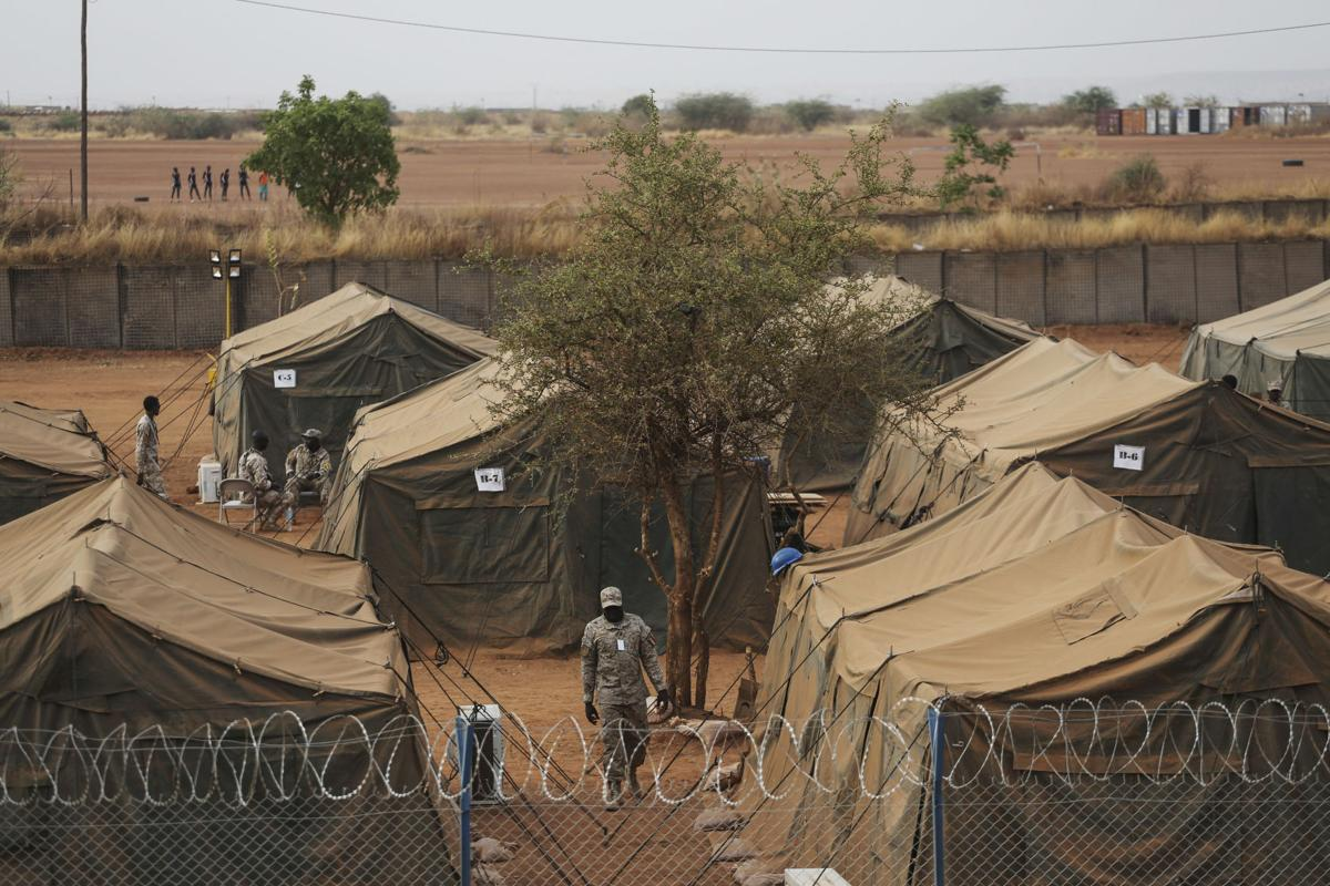 Drone base in Niger ramps up a US war   News   phillytrib com