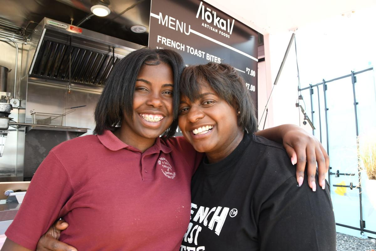 Charisse McGill and Madison McGill