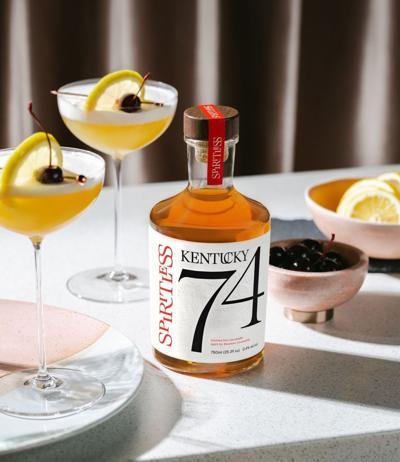 Spiritless - bourbon-free bourbon