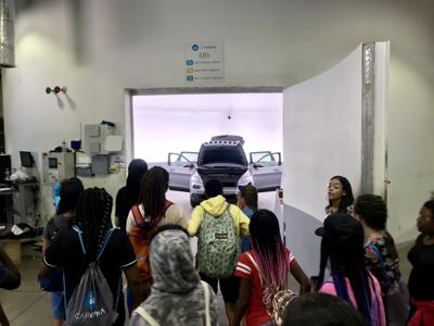 CCP teaches girls about STEM through summer camp