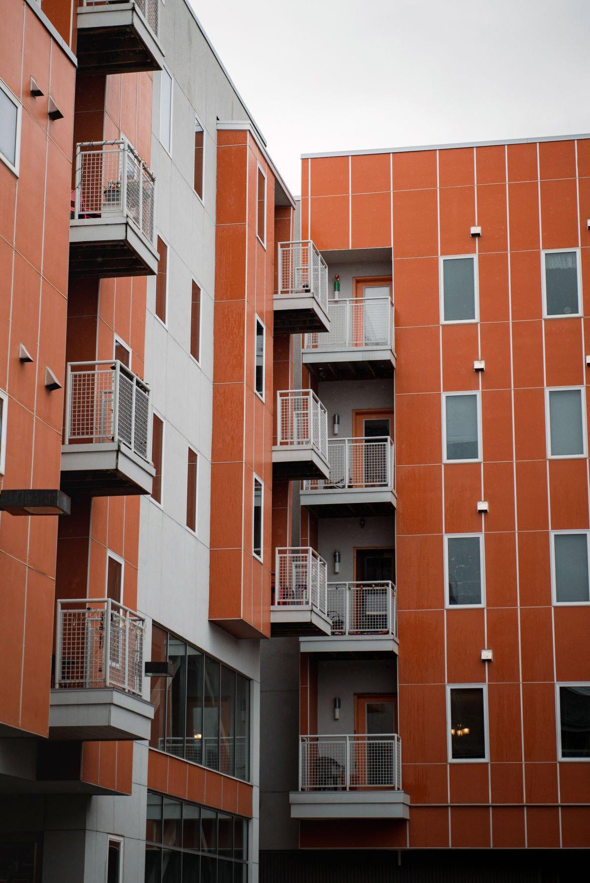 Philadelphia apartment complex