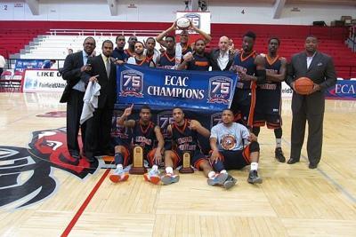 Lincoln University captures ECAC basketball championship