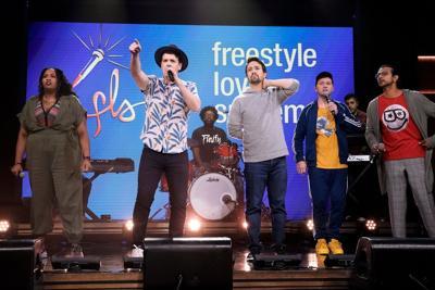 Freestyle Love Supreme Cast