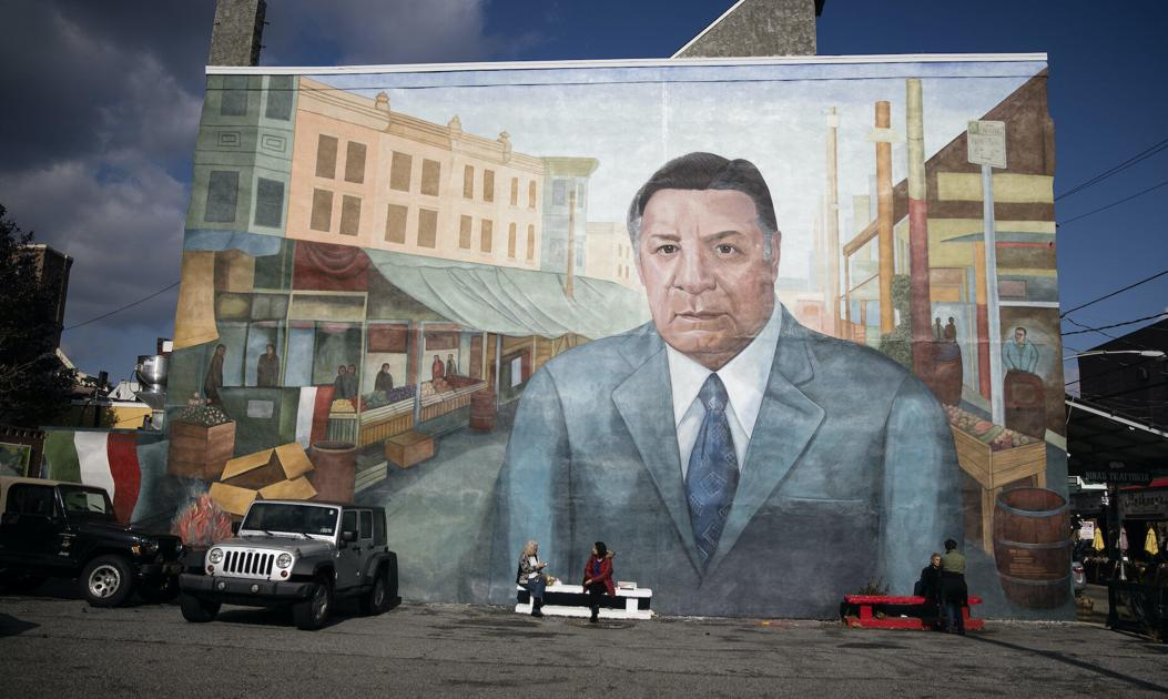 Mural Arts ceases all involvement with Frank Rizzo mural in South Philadelphia