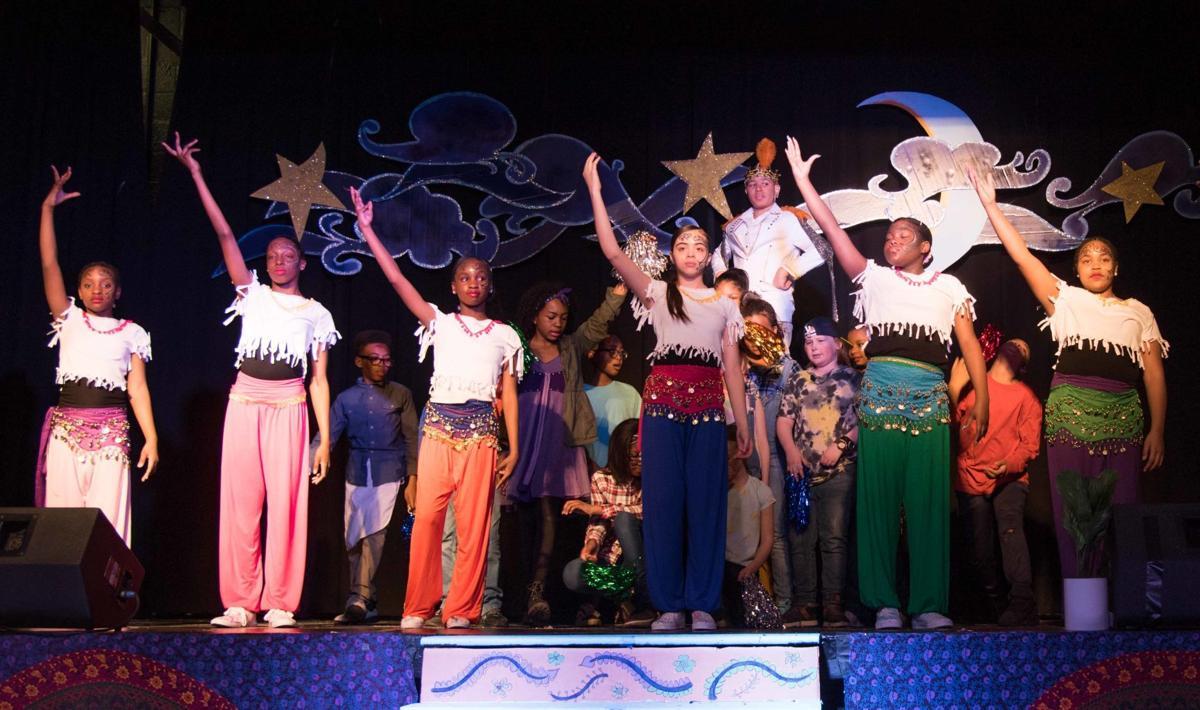 Academics, music blend at C.W. Henry School