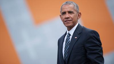 Barack Obama 090718