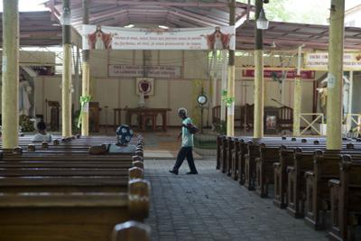 Sacre Coeur of Turgeau Catholic church