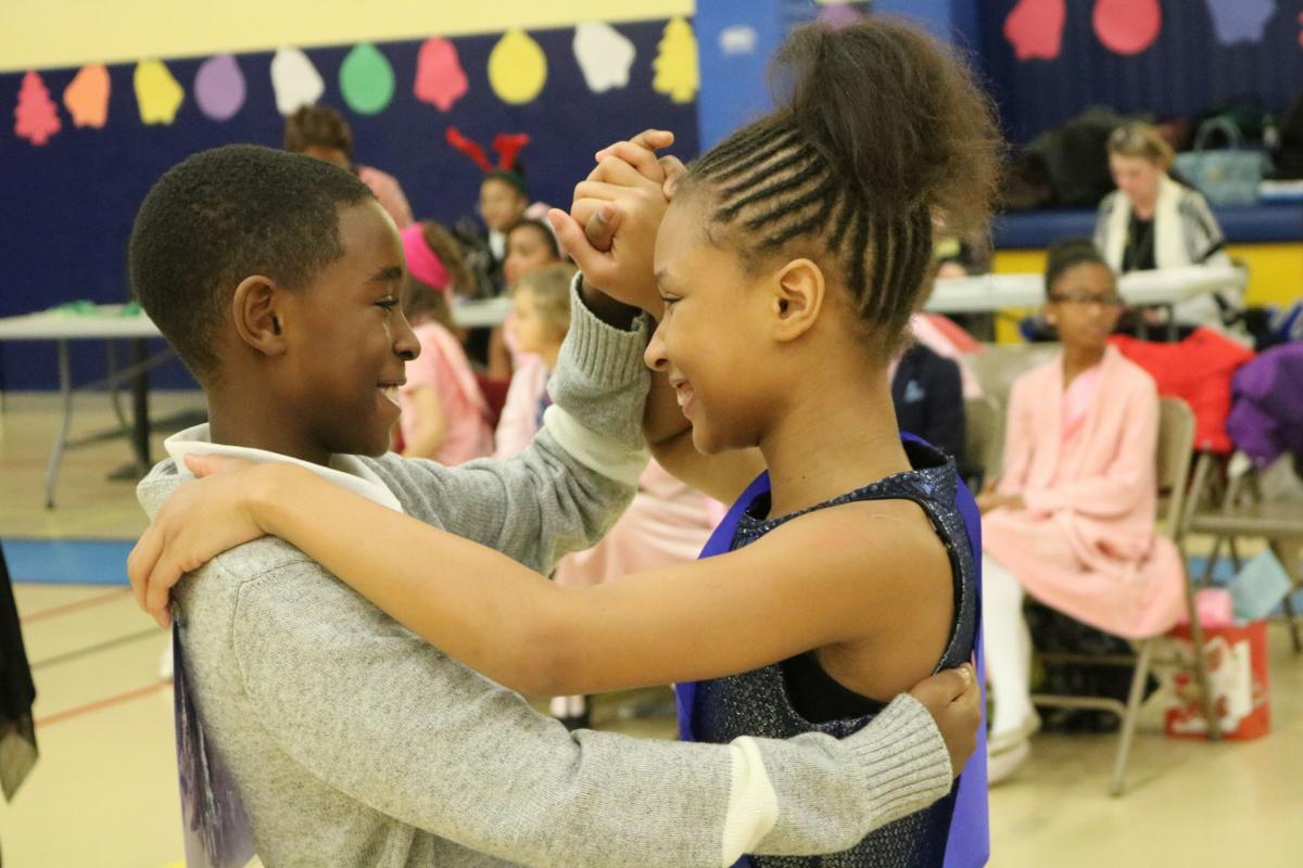 Dancing Classroom Philly students