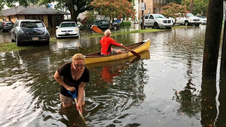 New Orleans Flood