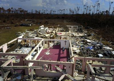 Bahamas Hurricane Dorian