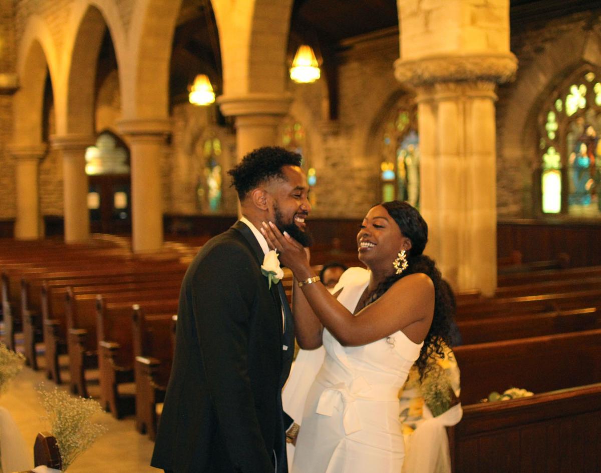Aunyea Lachelle Wedding