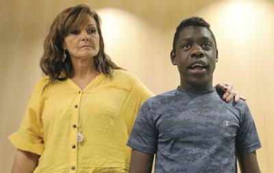 Gun Pointed at Black Child