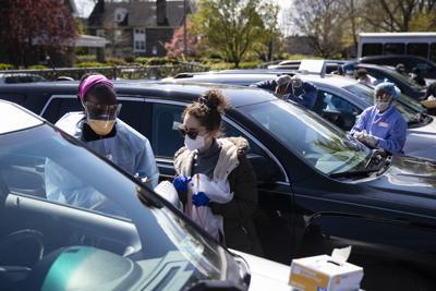 Virus Outbreak Pennsylvania Daily Life