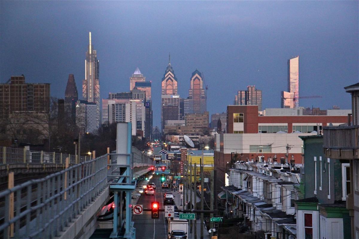 Center City landscape