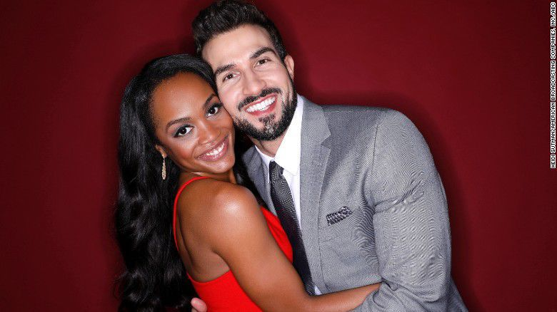 Rachel Lindsay and Bryan Abasolo Celebrate Their Engagement Party This Weekend