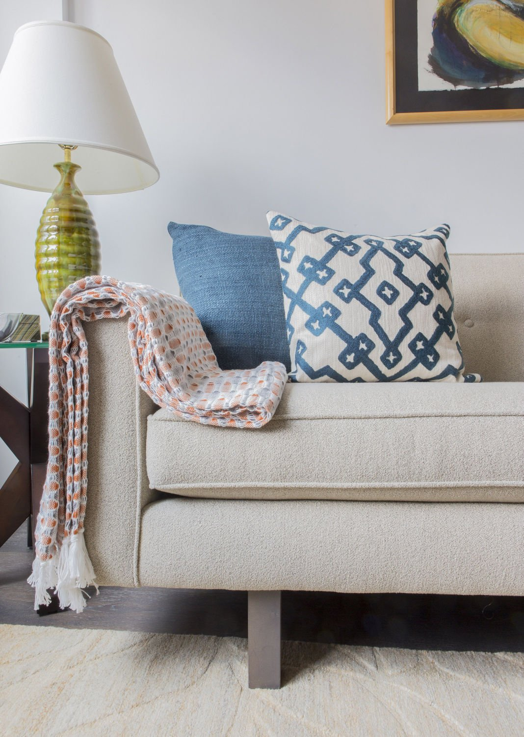 It\'s a wrap: decorating with throws and blankets | Lifestyle ...