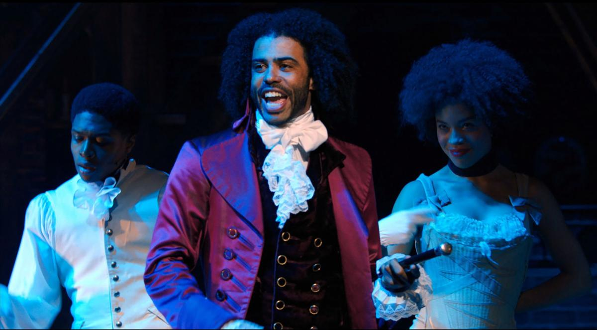 Film Review - Hamilton - Daveed Diggs