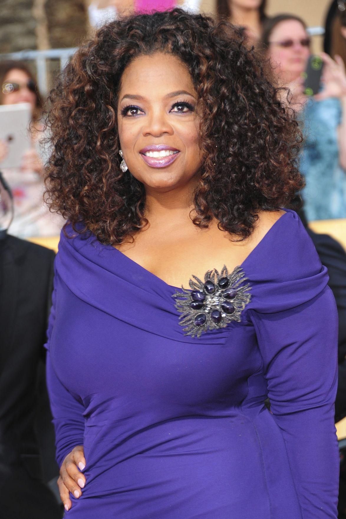 Oprah Winfrey reveals how she lost those 40 pounds ...  Oprah Winfrey r...