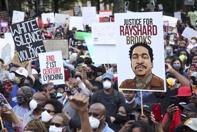American Protests Atlanta