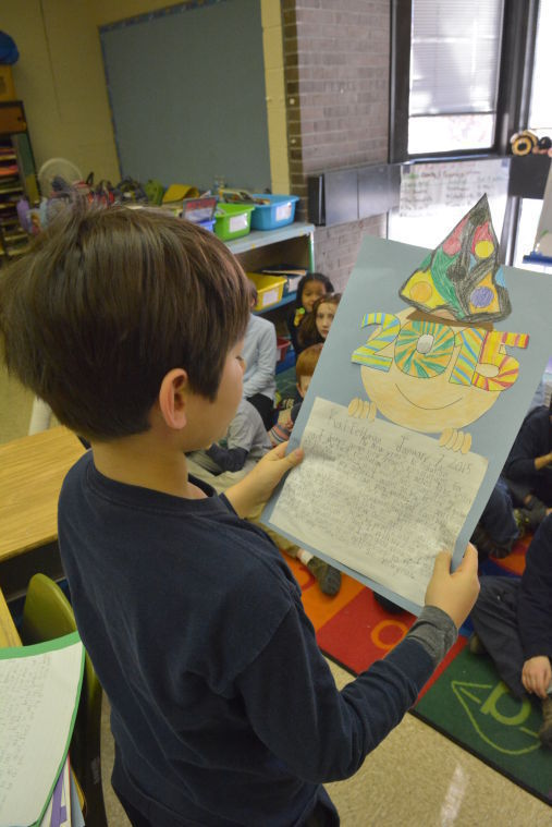 Greenfield students learns worldly skills