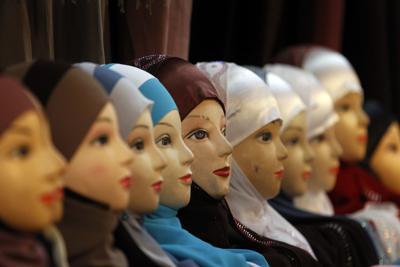 France Muslim Headscarves