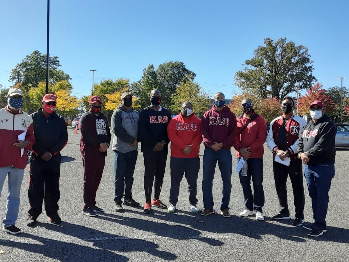 Black Greeks Together Voter Outreach Initiative 2