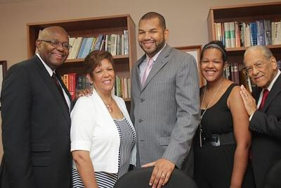 Germantown Christian Assembly consecrates Brian H. Grant